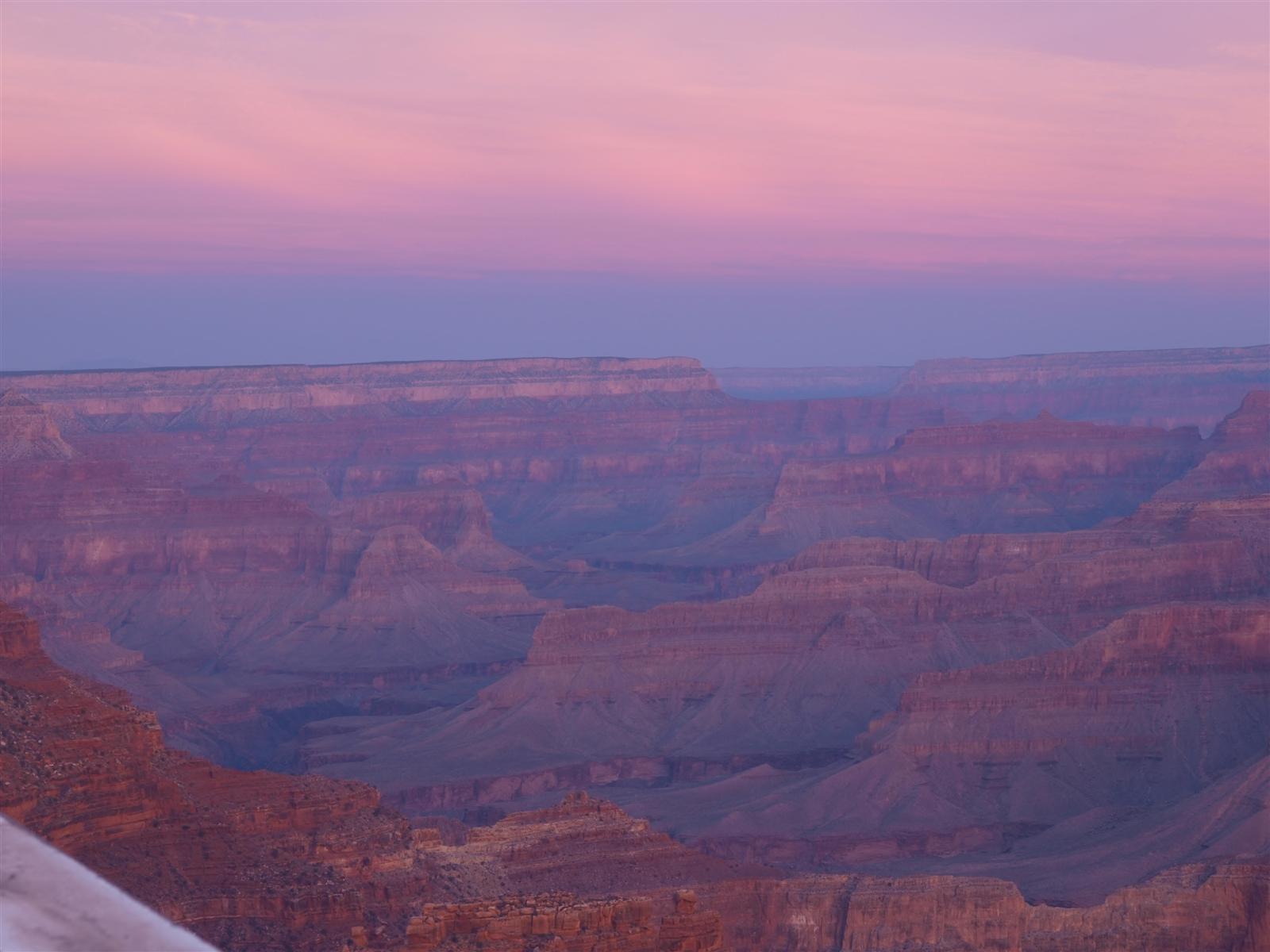 National Park Service Webcam Image - Grand Canyon